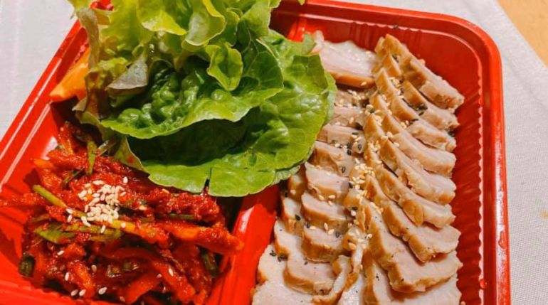 Hungry Thursday! Try our new Menu Bo Ssam
