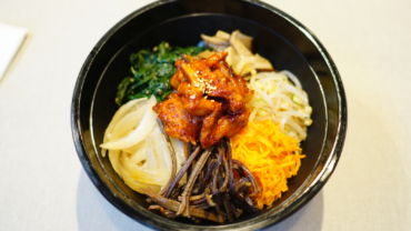 Spicy pork Bibimbop! This one is so fresh and healthy